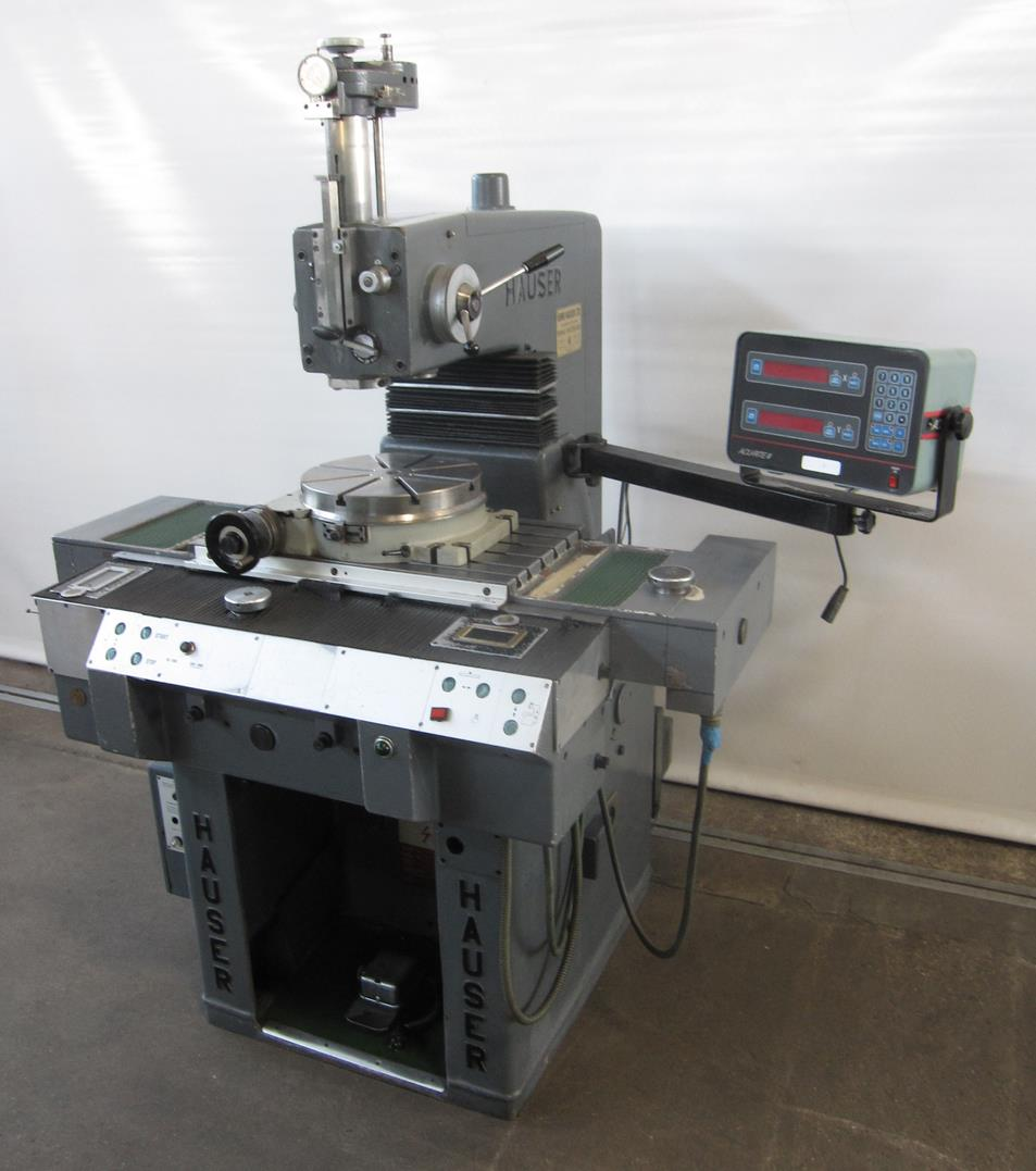 HAUSER (By manufacturer) | Second-hand machine tool