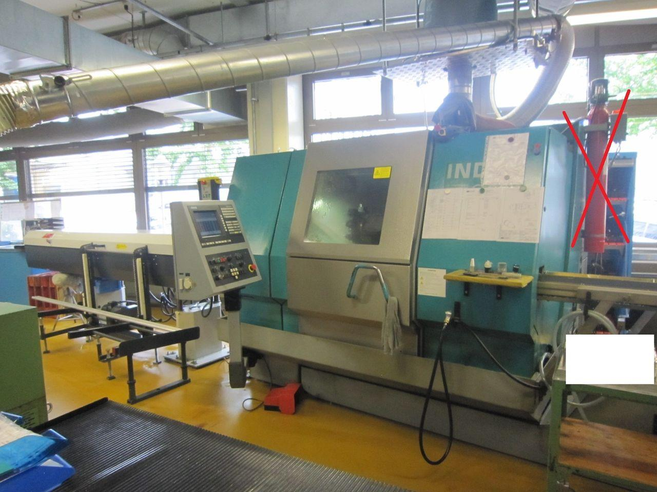 CNC Drehmaschine INDEX G 200