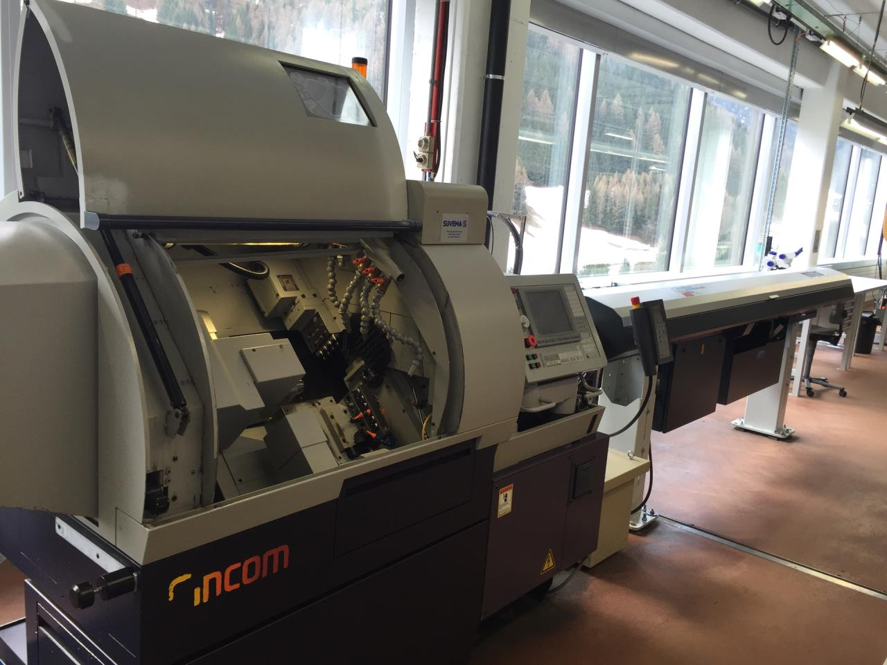 CNC automatic lathe CITIZEN CINCOM C 16 IX