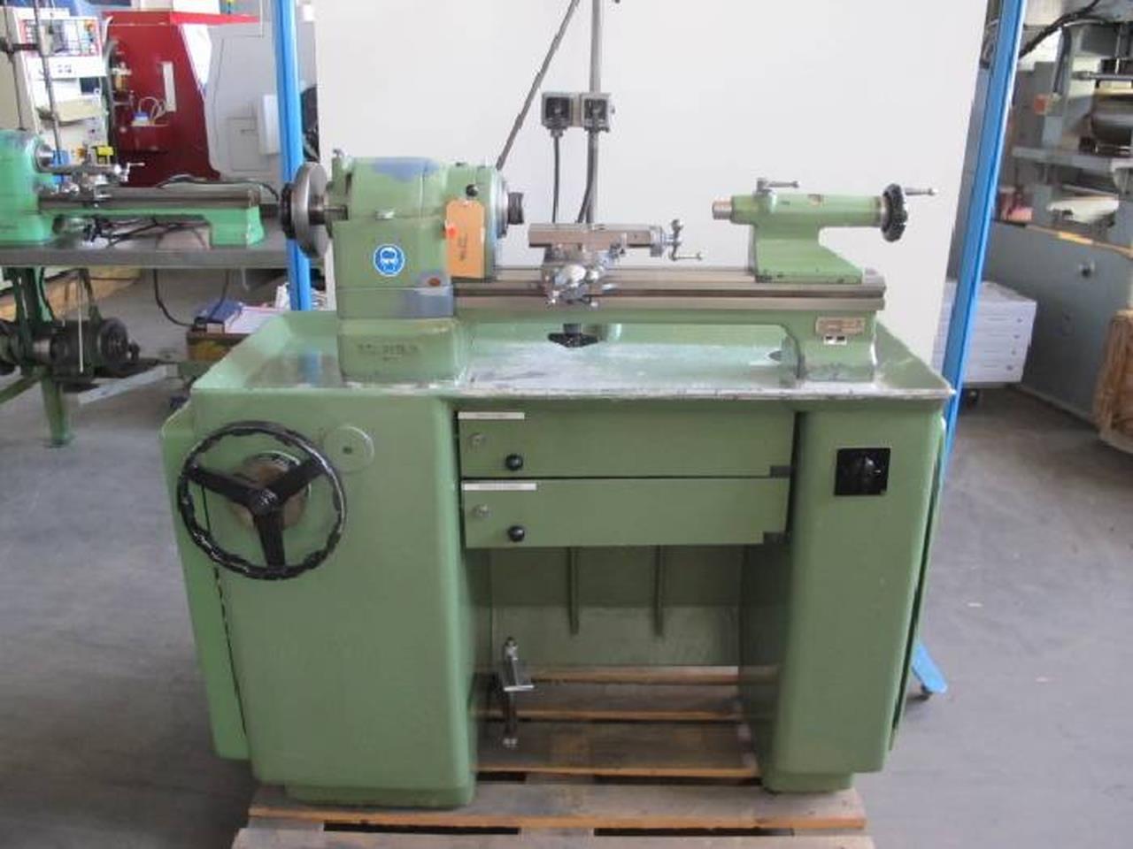 SCHAUBLIN (By manufacturer) | Second-hand machine tool