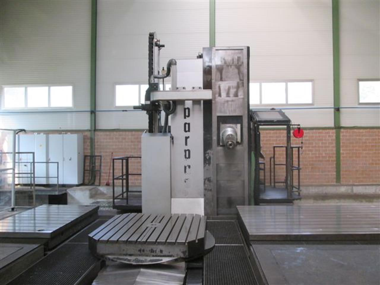CNC moving column milling machine PARPAS ML 100-10000