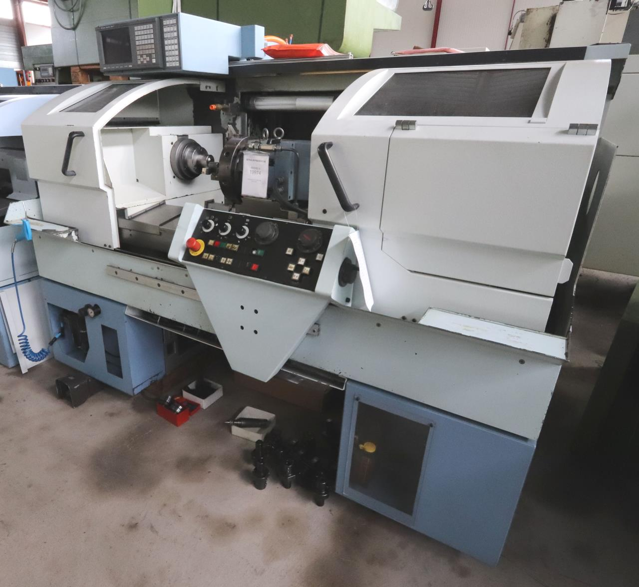 okuma machine outil