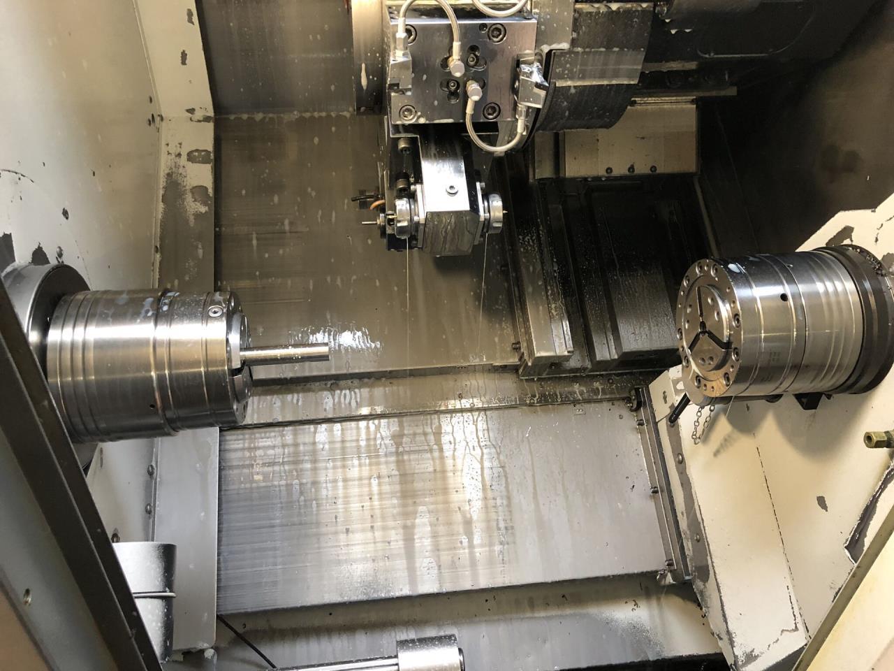 MORI SEIKI NL 1500 SY/500   CNC turning lathe  