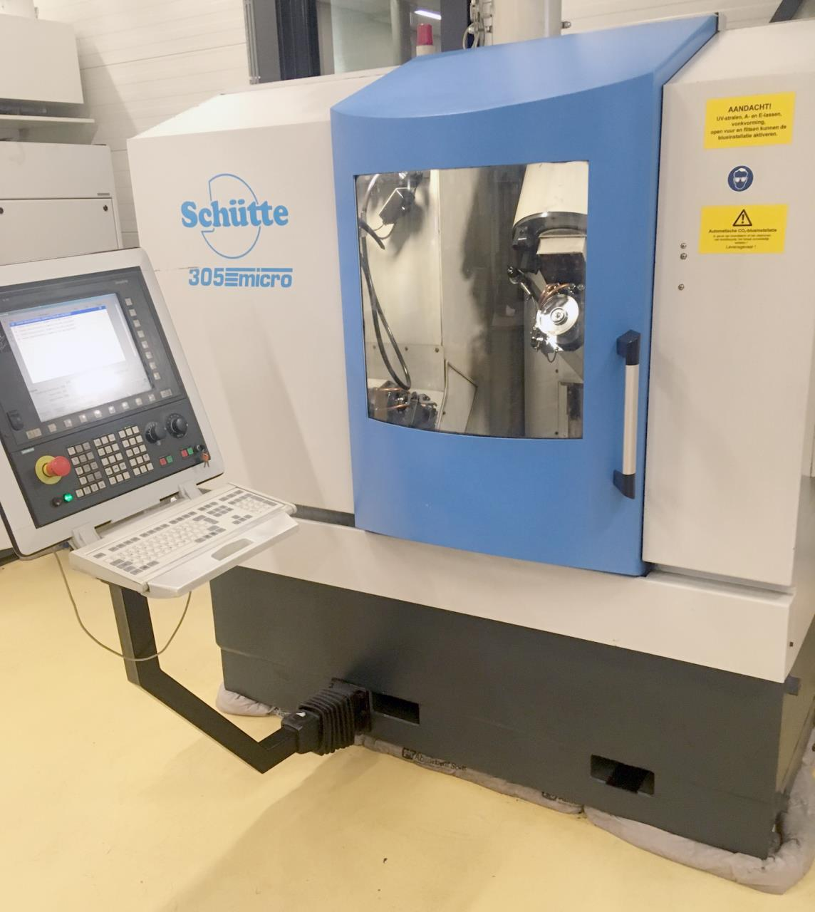 By machine's group: Tool and cutter grinder CNC | Second