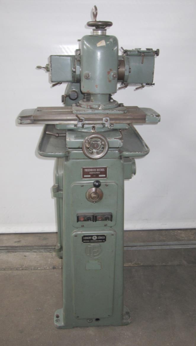 Deckel par fabricant machine outil d 39 occasion for Tornio cortini