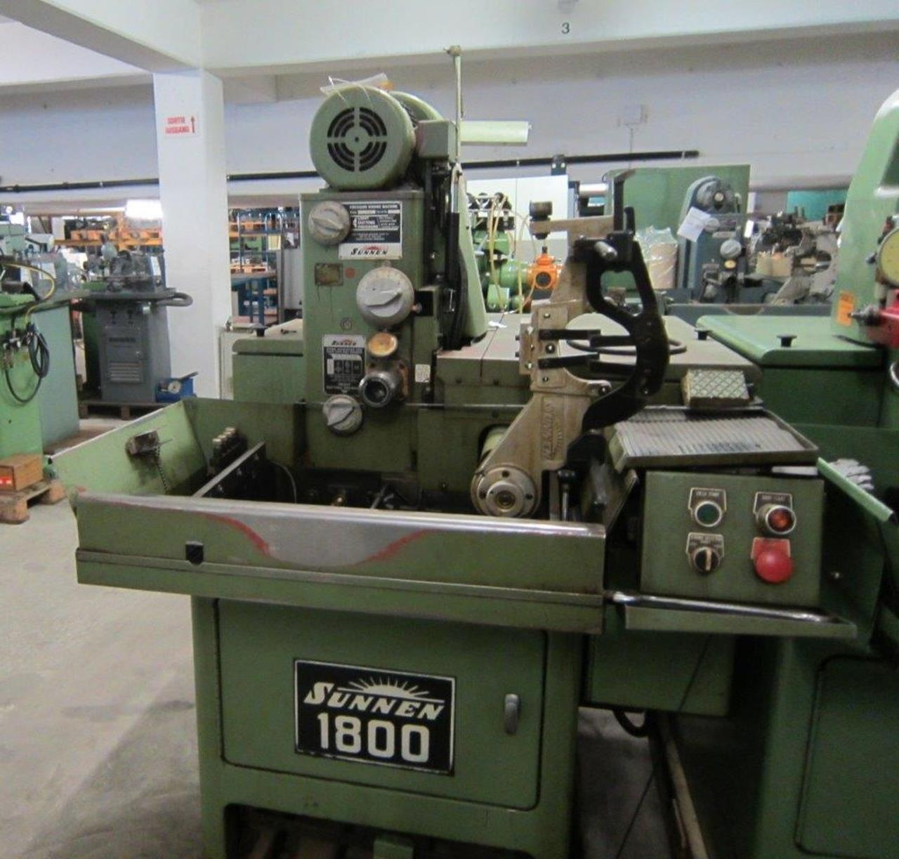 By machine's group: Honing machine | Second-hand machine tool
