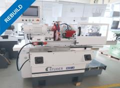 Second-hand and new machine tools