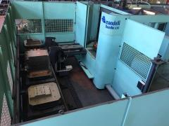 Horizontal machining center MANDELLI THUNDER 630 CNC