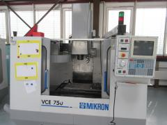 Machining center MIKRON HAAS VCE 750