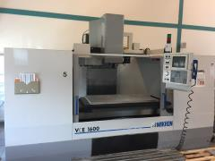 Vertical machining center MIKRON HAAS VCE 1600