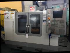 Vertical machining center HAAS VF-2 DHE