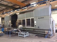Vertical machining center IBARMIA ZV 550 / L6000