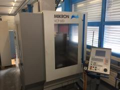Vertical machining center MIKRON VCP 600