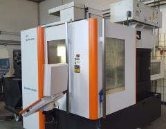 Vertical machining center MIKRON HPM 450 U