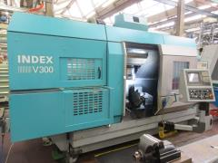Vertical turning lathe INDEX V 300