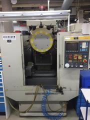 Vertical machining center FANUC Tape Drill MODEL T-10 B