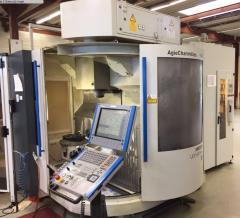 Vertical machining center MIKRON UCP 600 VARIO