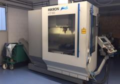 Vertical machining center MIKRON VCP 800