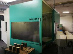 Universal machining center DMG DMU 125 P