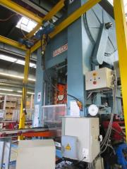 Excentric press BALCONI DMR315