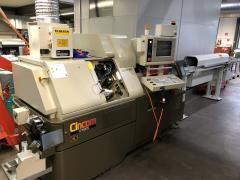 CNC automatic lathe CITIZEN CINCOM M 20