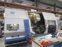 CNC Turning-Milling-Drilling Center WFL MILLTURN M35