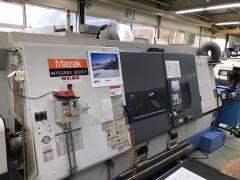 MAZAK INTEGREX 300 SY   CNC Turning-Milling-Drilling Center   Second