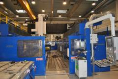 CNC moving column milling machine JOBS JOMACH 146