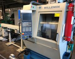 Vertical machining center WILLEMIN MACODEL W 408 B