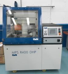 Rotary table surface grinder G&N MPS R 400 D