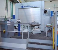 Machining center MANDELLI SPARK 1600X