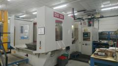 Horizontal machining center DIXI DPC 200 CHO 1x90 - CHP 2