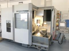 Vertical machining center DMG DMC 75 V linear