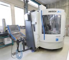 Vertical machining center MIKRON HSM 600