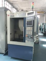 Machining and turning center from bar CHIRON FZ 08 KS Magnum