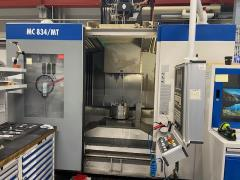 Vertical machining center STAMA MC 834/MT