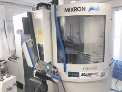 High speed machining centers MIKRON HSM 400